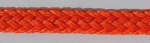 Hundeleine 2,80m 4fach verstellbar *Orange*